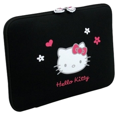 Сумка PORT Designs Hello Kitty Skin 13 BLACK Flowers (HKNE13BL)