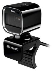 Вебкамера Microsoft LifeCam HD-6000 for notebooks (7PD-00004)