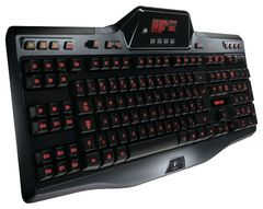 Клавиатура Logitech Gaming G510, (USB, 30 prog.btn, backlight,  GamePanel™)
