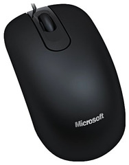 Mouse Microsoft  Optical  200 USB Retail (3btn+Roll, 1000dpi)