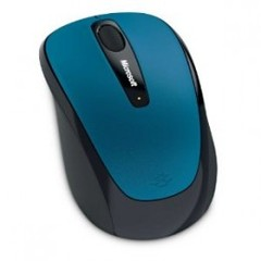Mouse Microsoft Mobile 3500  Sea B (1000dpi, BlueTrack™, FM, 3btn+Roll, 1xAA, nanoreceiver ) Retail Sea B