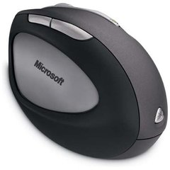 Mouse Microsoft Natural Wireless 6000 Metallic Grey  (1000dpi, laser, FM,  5btn+Roll, 2xAA) Retail