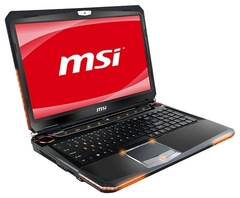 "Ноутбук MSI GX680R 15,6"" 1920x1080 Full HD Glare/ Core i7-2630QM, 2.0-2.9GHz/ 8GB DDR3/ 1TB 7200rpm / GT555M-1GB GDDR5/ DVD/RW SM/ WiFi/ BT/ 9 cell/ Black/ W7HP (GX680R-415RU)"