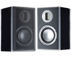 Полочная акустика Monitor Audio Platinum 100 Black Gloss